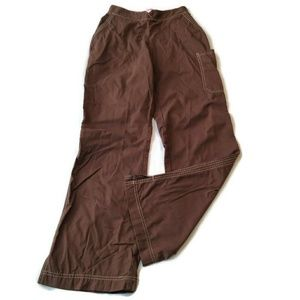 Koi Scrub Pants S Brown Marissa 700 Cargo Uniform